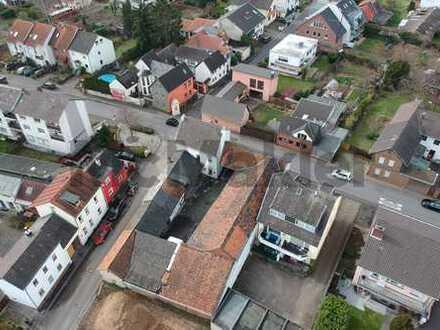 Voll erschlossenes Baugrundstück mit Altbestand in Bonn-Lessenich für Bauträger o. Privatnutzer