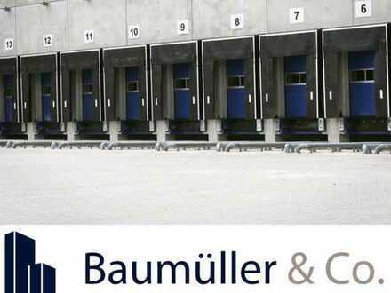 3.500 qm Cross-Dock + 500 qm Büro in Mannheim