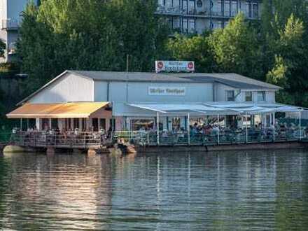 Sürther Bootshaus - Schwimmende Anlage mit Restaurant