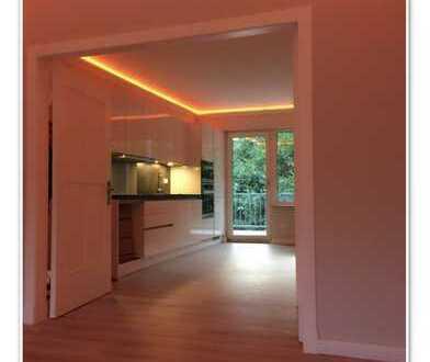 Courtagefrei, frisch renovierte 2,5-Zimmer Wohnung mit Südbalkon in der Grindelallee ,Hamburg