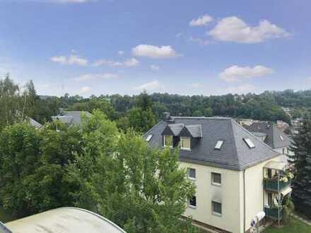 Schicke Singlewohnung mit Balkon!