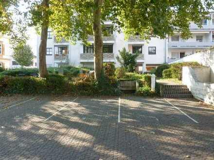 Hochwertiges modernes 3-Zi-Apartement mit Balkon und EBK mitten in Worms