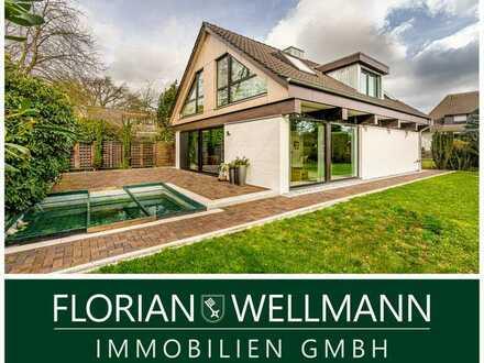 Bremen - Oberneuland | Architektenhaus mit großzügigen Räumlichkeiten und hochwertiger Ausstattung