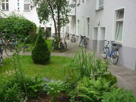 Vermietete Altbau-Eigentumswohnung in Kreuzkölln