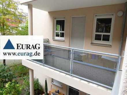 Fü-Stadtpark: Gepflegte 3-Zi-Whg. (1. OG) mit Balkon