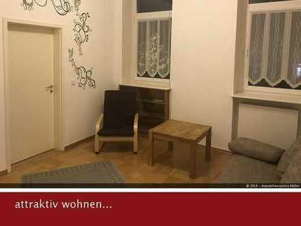 # Top möblierte Wohnung im Stadtzentrum inkl. Außenstellplatz # ideal für Pendler !