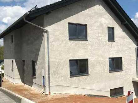 Neubau Erstbezug 3-Zimmer-Wohnung mit Terasse in Wächtersbach