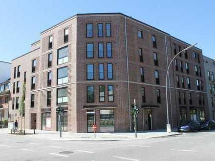 Provisionsfreie Laden- und Büroflächen in prominenter Ecklage direkt vom Eigentümer