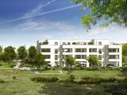 Großzügige 3-Zimmer-Wohnung mit moderner Ausstattung und Loggia in schöner Umgebung