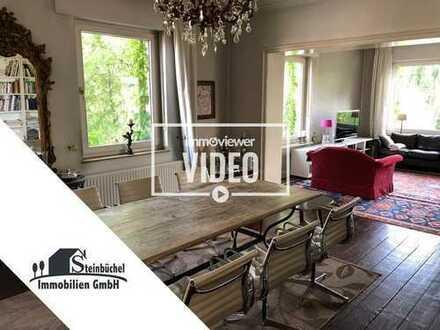 Attraktive Villa mit großem Garten/separatem Grundstück in Horstmar