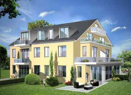 Traumhafte 2-Zimmer-Wohnung mit Wintergarten, sonniger Terrasse und großzügigem Privatgarten