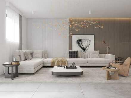 Haus Alchemie - traumhafte Gartengeschosswohnung in besonderer Wohnanlage im KfW 40+ Standard