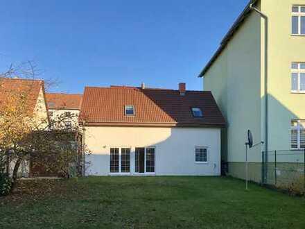 Komfortables Einfamilienhaus im Jahnviertel