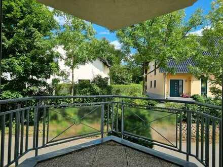 Schicke 2 Zimmer Wohnung mit Balkon und Stellplatz