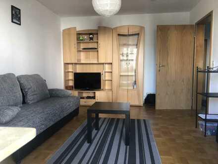 Gemütliche 2-Zimmer Wohnung mit Balkon in ruhiger Lage