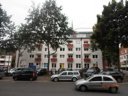 Schöne Stadtwohnung, ca. 75qm, Wohnzimmer, Wohnküche, Schlafzimmer, Bad, Balkon, ...