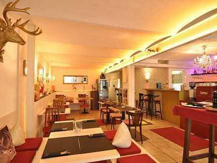 Restaurant / Cafe im Herzen der Altstadt von Füssen