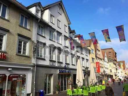 Gut geschnittene 4,5-Zimmer-Wohnung in zentraler Lage in Geislingen