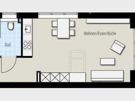 Schöne Single Wohnung im EG