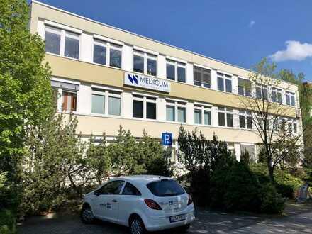 Ihre neuen Praxisflächen in unserem modernen Facharztzentrum Karlsruher Strasse 54, 04209 Leipzig
