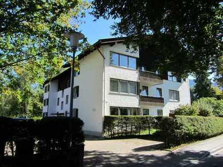 Schöne 3-Zimmer-Wohnung in beliebter Wohnlage von Rottach-Egern
