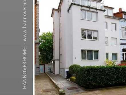 Herrenhausen-großzügige 2-Zimmer-Wohnung mit Balkon/NEU mit Parkett! In wunderschönem Wohngebiet