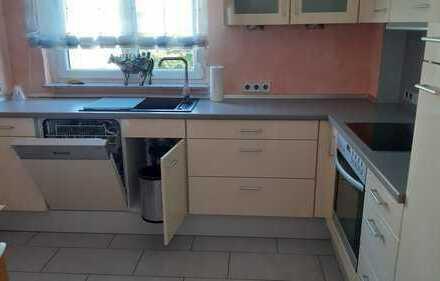Schöne möblierte, geräumige zwei Zimmer Wohnung in Mainz-Bingen (Kreis), Wackernheim