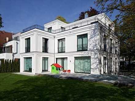 Außen Klassik, Innen Moderne - Architektenvilla in zentraler Schlachtenseelage - IGG- Neubauvorhaben