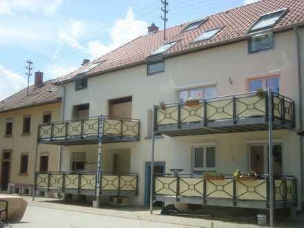3 ZKBDB / Maisonette in Mannheim-Friedrichsfeld