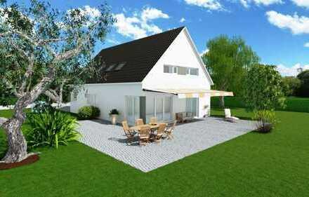 Schlüsselfertig! Elegantes Einfamlienhaus mit atraktiven Grundstück in Aachen-Kornelimünster.