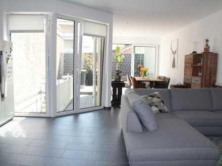 Schöne 3-Zimmer-EG-Wohnung mit Terrasse in Willich, auch für Freiberufler geeignet