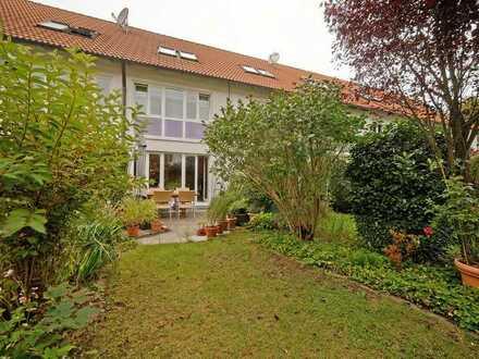 Familienfreundliches Reihenmittelhaus im grünen Trudering-Riem (Am Moosfeld)