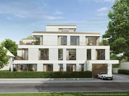 Hochwertige Obergeschoß-Wohnung mit Parkblick (Süd-Ost)