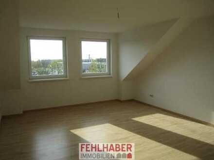 Gemütliche 3-Zimmer-Dachgeschoss-Wohnung mit Einbauküche in ruhiger Lage Greifswalds