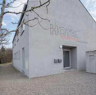 Gut laufendes modernes kleines Hotel in Schrobenhausen zu verkaufen !