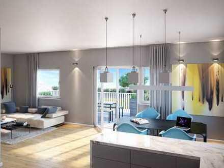 """HEINRICH v. KÖLICHEN: """"QF""""-Living Kaufbeuren: Sonnig & Exklusiv - Lifestyle im Penthouse! 4-Zi / DG"""