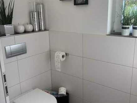 Nachmieter für ansprechende 4-Zimmer-EG-Wohnung mit Balkon und Einbauküche in Waghäusel gesucht