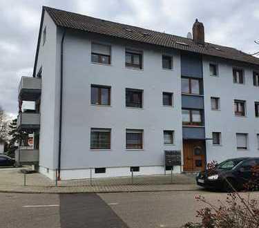 Lichtdurchflutete 3-Zimmerwohnung mit Balkon und Stellplatz in Linkenheim-Hochstetten