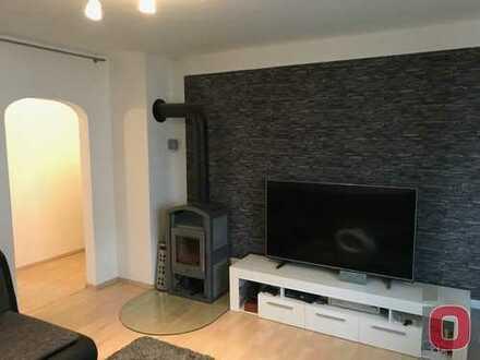Eigenheim zum fairen Preis - Schöne 3-ZKB Wohnung mit Balkon und Gartenanteil