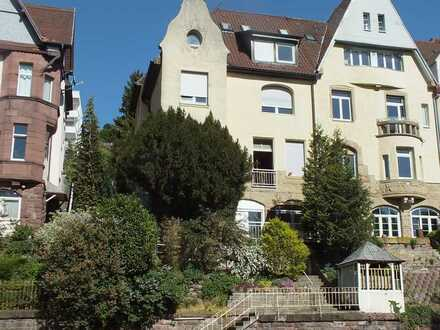 Exklusive, möblierte 2,5-Zimmer-Wohnung mit Terrasse und EBK