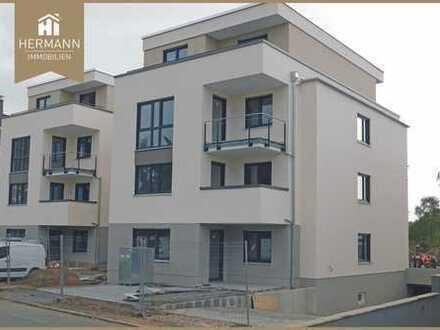 Neubau-Erstbezug! Gemütliche 3-Zimmer-Wohnung mit Balkon
