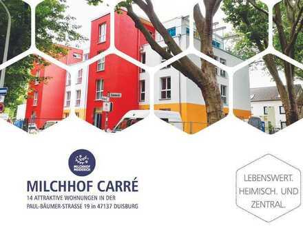 Exklusive und lichtdurchflutete 4- bis 5-Zimmer-Wohnungen in bester Lage von DUISBURG-Meiderich