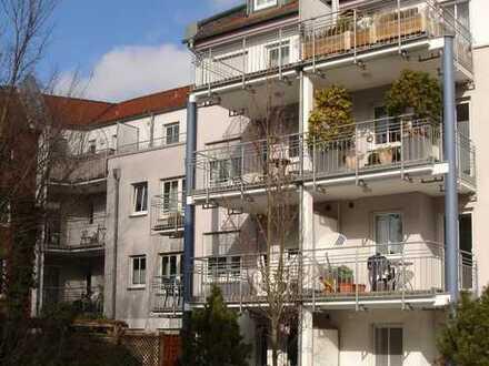 Möblierte 2-Zimmer-Wohnung in Erlangen Innenstadt