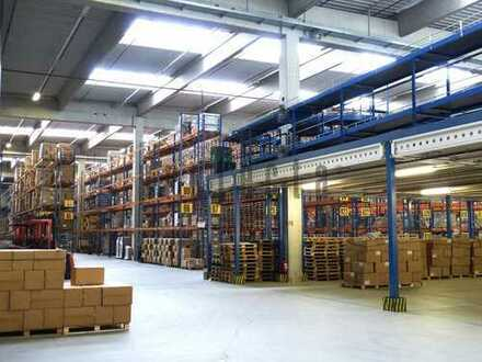 PROVISIONSFREI: 3.000 m² Lager-/ Produktionshalle * 5 Tore * 0151-510-16-422