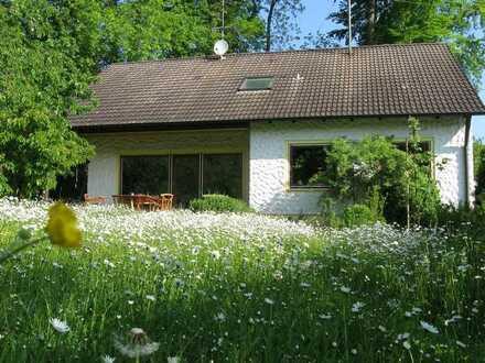 Diedorf-Biburg, großzügiges EFH mit 7 ZK2Bäder, Garten