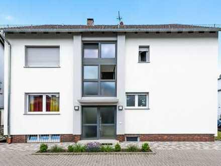Mühlheim: Schöne 3 Zimmer-Wohnung mit Balkon in kleiner Wohneinheit und ruhiger Wohnlage