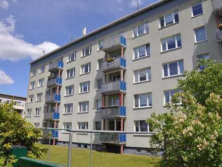 Attraktive 3- Zimmer Wohnung mit Panoramablick vom Balkon