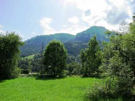 RARITÄT in außergewöhnlicher Lage! Schöner Berghof mit vielseitiger Nutzung – auch gewerblich!