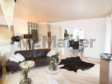 Platz für Familien: Hochwertige ETW mit 2 Balkonen und idyllischem Blick, Carport inkl. Hobbyraum