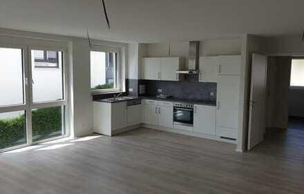 Erstbezug: 3-Zimmer-EG-Wohnung mit Einbauküche und Balkon in Ebersbach an der Fils